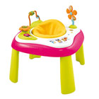 Table d'activités Youpi Baby Rose
