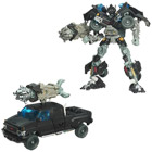 Robot Transformers MV3 Ironhide