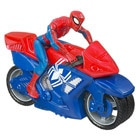 Spiderman Zoom'N Go Electronique Moto