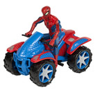 Spiderman Zoom'N Go Electronique Quad