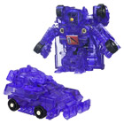 TRANSFORMERS Bot Shots Shockwave