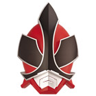 Masque Power Rangers Rouge