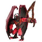 Gormiti Figurine articulée Attaque 12 cm Firespitter