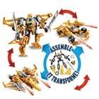 Transformers Construc A-Bots Triple changer Bumblebee