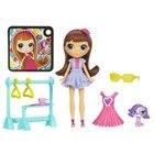 Blythe et Mini Petshop Créatrice de Mode