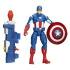 Captain America Figurine Super Soldat Captain America