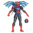 Spiderman Figurine Spider Strike Web Wing