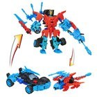 Figurine Warrior Transformers 4 Construct Bot Drift