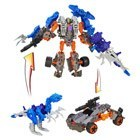 Figurine Warrior Transformers 4 Construct Bot Lockdown