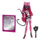 Monster High Photo de Classe Catty Noir