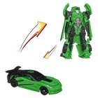 Transformers 4 One-Step Magic Crosshairs