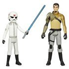 Star Wars Rebels Figurine Ezra Bridger et Kanan Jarrus