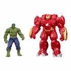 Avengers Figurine Deluxe 5 cm Hulk & HulkBuster