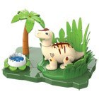 Digidinos Apatosaure avec Forêt