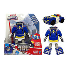 Transformers Rescue Bots 2en1 Chase the Police Bot