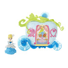 Mini Figurine Disney Princesses Univers - Cendrillon et son carosse