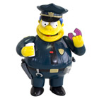 Figurine Parlante Simpsons - Chef Wiggum