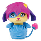 Peluche Popples Transformable 25 cm  - Lulu