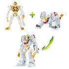 Pack duo Mixx n Morph Power Ranger blanc et Tigerzord
