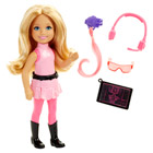 Agent Secret Junior Barbie blonde