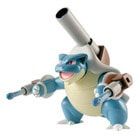 Pokemon Super figurine action - Mega Tortank