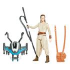 Rey figurine Star Wars 10 cm Glace et Desert