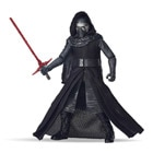 Kylo Ren Star Wars figurine Deluxe Black series 15 cm