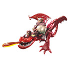 Figurine Dragon et son dresseur Rustik