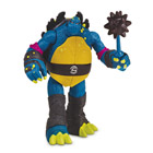 Slash Tortue Ninja mutation figurine 12cm