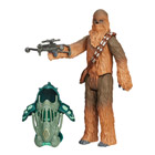 Star Wars figurine Chewbacca armure 10cm