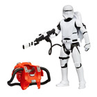 Star Wars figurine Flametrooper armure 10cm