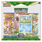Pokemon pack 3 boosters xy10 Grenousse