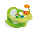 Baby Bath Time Cotoons vert coquillage