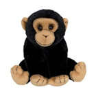 Peluche de la jungle 14 cm singe