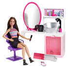 Barbie studio coiffure brune