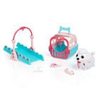 Chubby Puppies Mini Playset Caniche