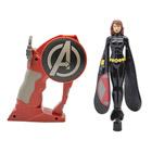 Flying Heroes Avengers Veuve noire