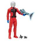 Avengers Figurine 30 cm et Accessoires Ant-man rouge