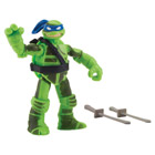 Figurine color change Tortues Ninja 12 cm Léo
