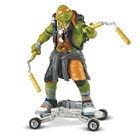 Tortues Ninja figurines 12cm Mikey