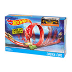 Hot Wheels piste créature Cobra Coil