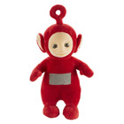 Peluche son Teletubbies rouge Po