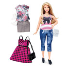 Barbie fashionistas et tenues 37 Everyday Chic Doll & Fashions - Curvy