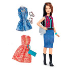 Barbie fashionistas et tenues 41 Pretty in Paisley Doll & Fashions Petite