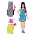 Barbie fashionistas et tenues 38 So Sporty Doll & Fashions Curvy