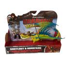 Figurine Dragon et son Dresseur : Snotlout et Hookfang