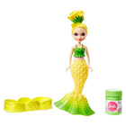 Barbie Dreamtopia Petites sirènes à bulles jaune