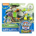 Figurine Rocky Sac à Dos Paw Patrol Jungle Rescue