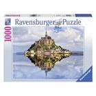 Puzzle 1000 pièces Mont Saint Michel