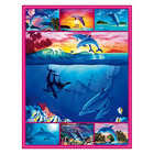 Puzzle 2000 pièces Nathan Ocean harmony